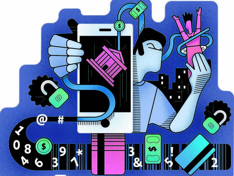 Como se proteger de ataques a contas bancárias no celular?