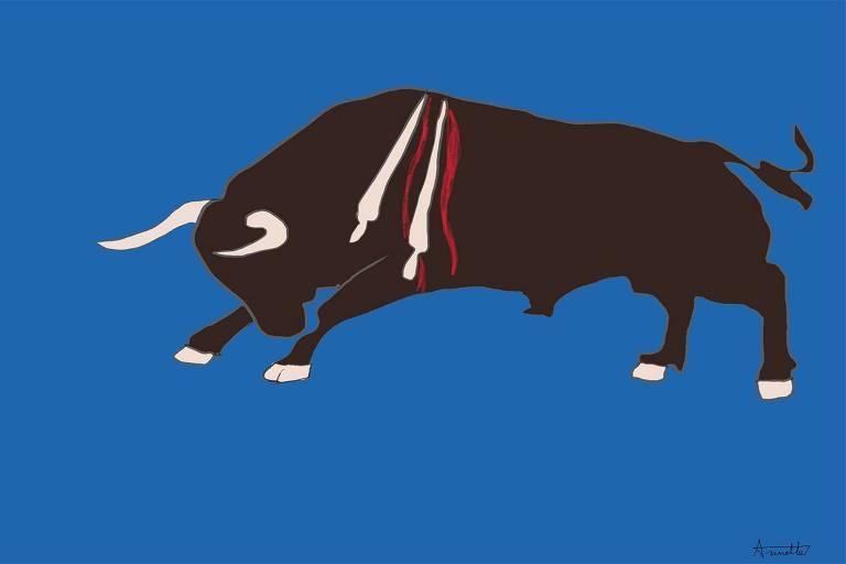 Vida de touro