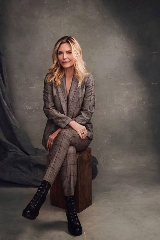 Imagens da atriz  Michelle Pfeiffer