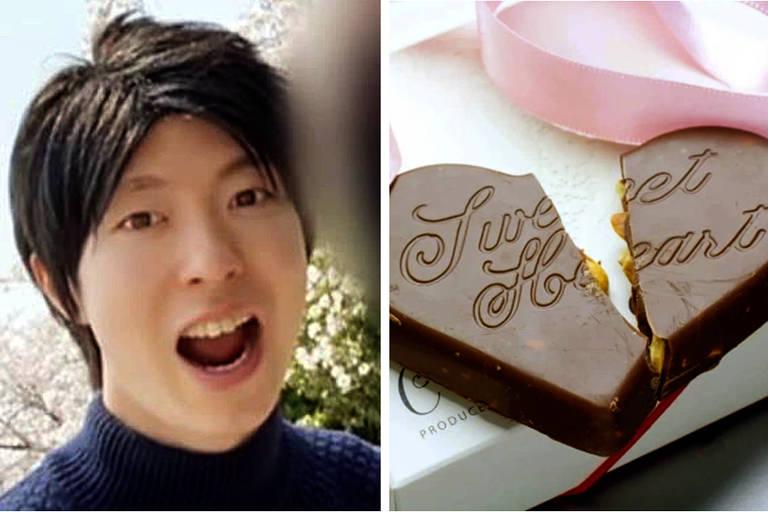 Takashi Miyagawa, de 39 anos, mentia sobre a data de seu aniversário para ganhar presentes das namoradas