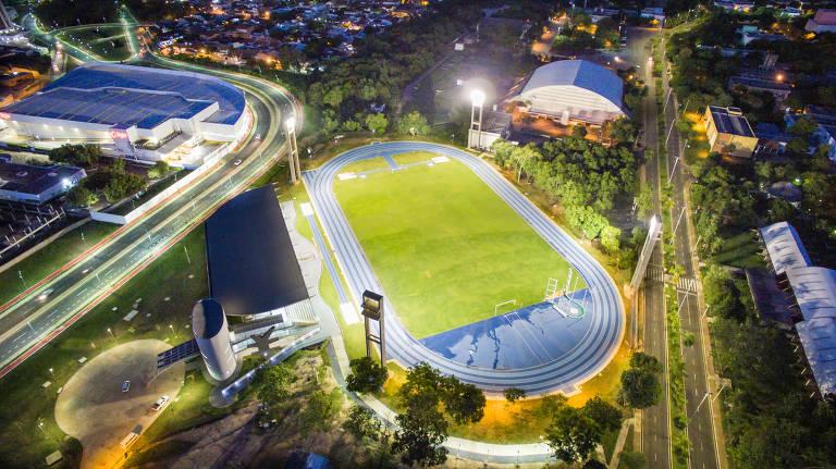 Centro Olímpico de Treinamento