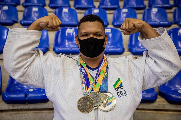 Agner Quintanilha, judoca