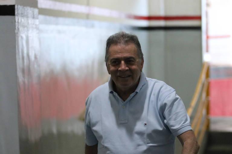 Paulo Pelaipe, diretor de futebol do Botafogo-SP