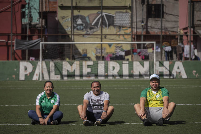 Campo de futebol em Paraisópolis terá ajuda tcheca por sonhada reforma