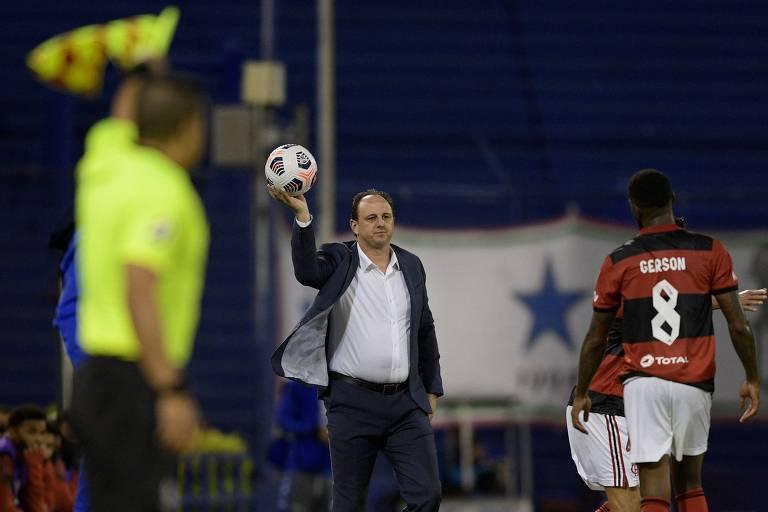 Ceni está certo sobre o exagero de verem mais erros que acertos no Flamengo