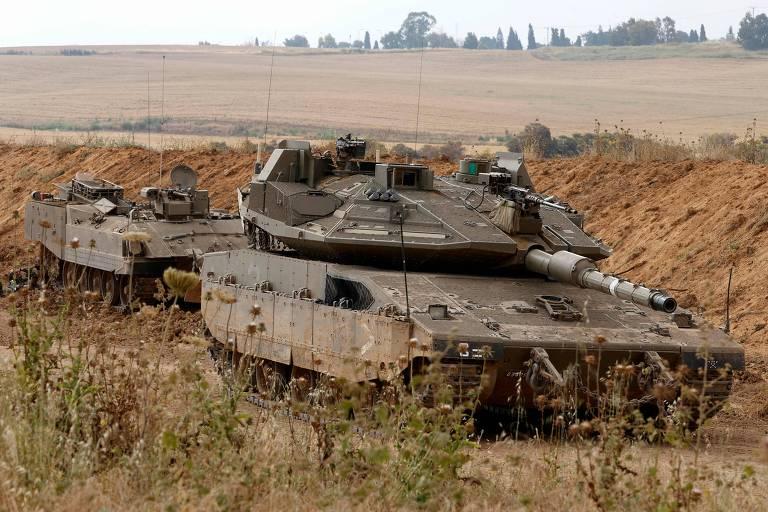 Netanyahu convoca reunião de emergência após escalada de violência em Gaza e Jerusalém