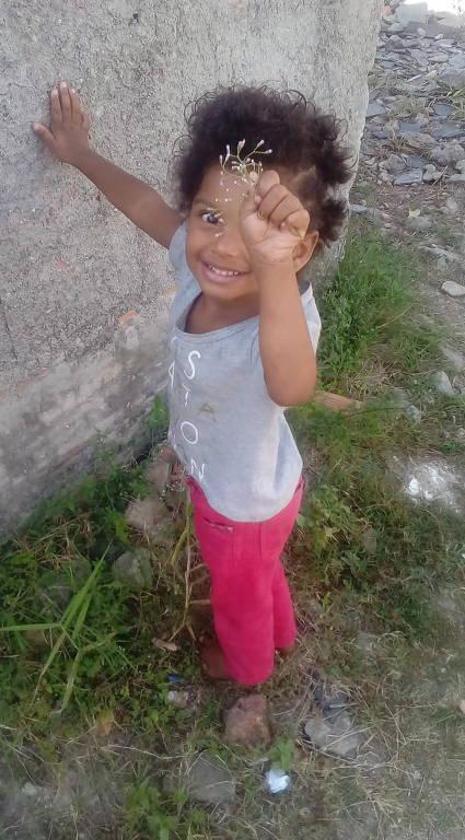 Ketelen Vitória morre aos seis anos após sofrer agressões