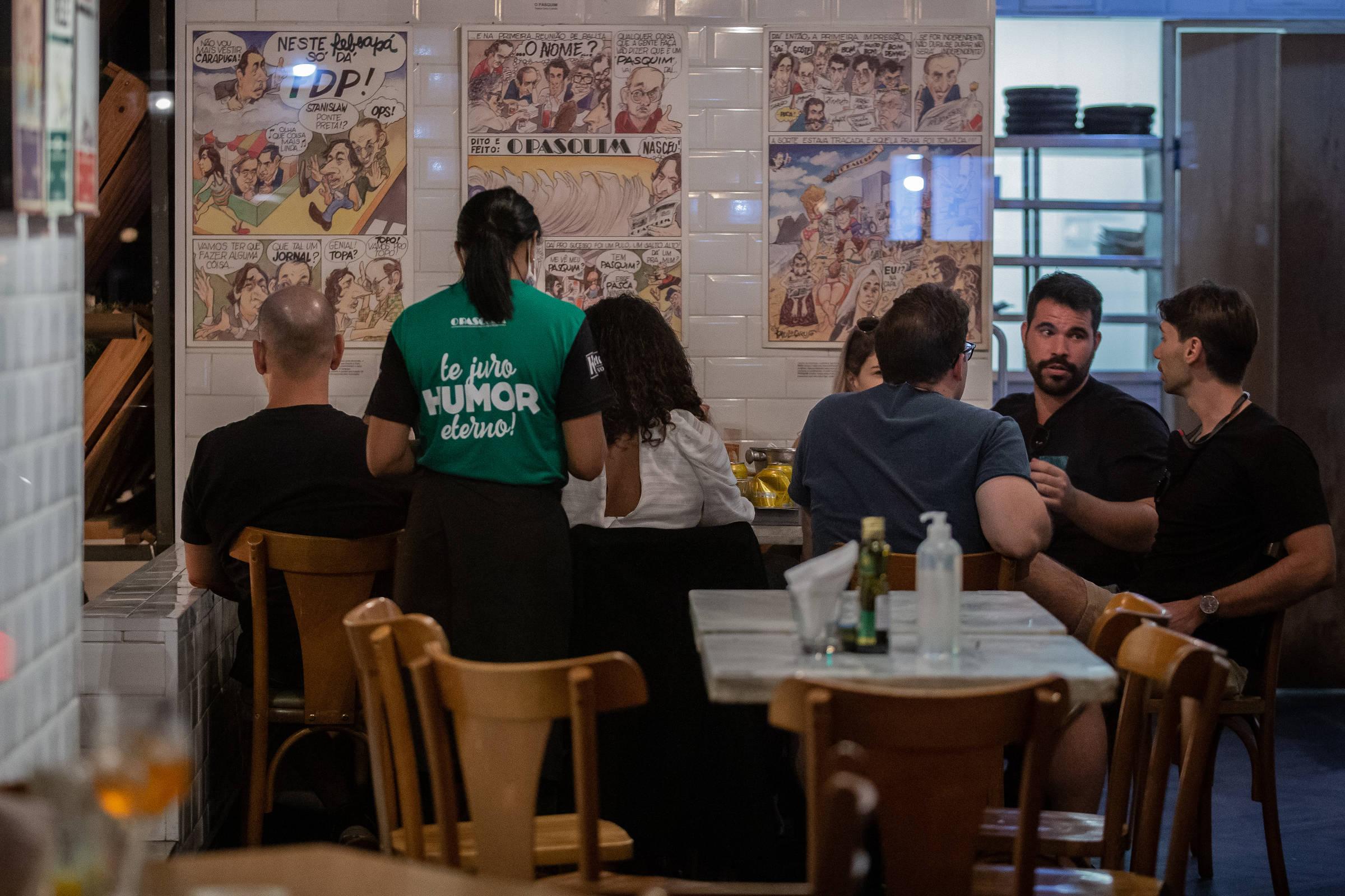 Após um ano reclamando de restrições, restaurantes de SP projetam alta no Dia das Mães