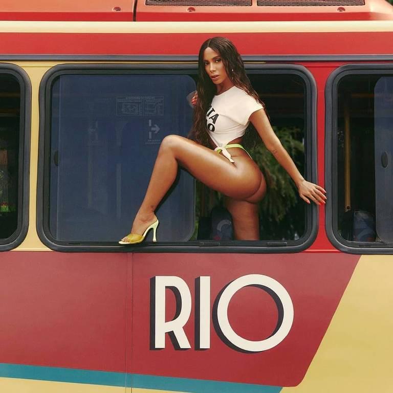 Anitta em Girl From Rio