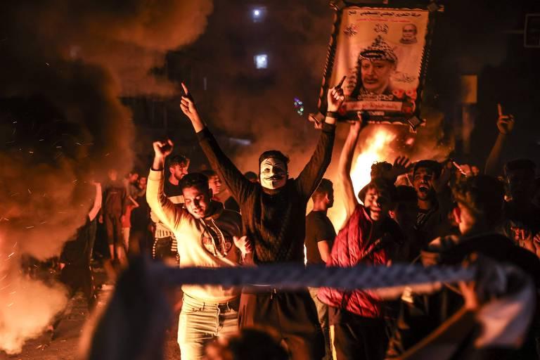 Israel suspende bloqueios em Jerusalém após noites de violência entre policiais e palestinos