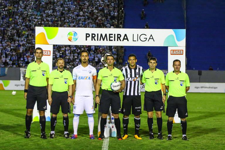 Londrina e Atlético-MG disputam a final da edição de 2017, a segunda e última da Primeira Liga