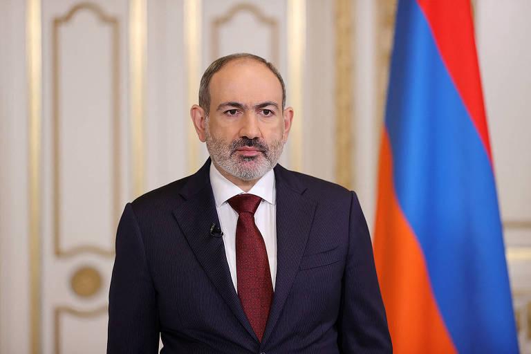 Premiê da Armênia renuncia em crise com militares após guerra contra Azerbaijão