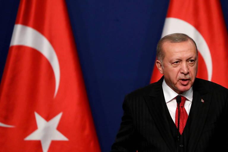 Presidente turco lança projeto de canal de navegação de US$ 15 bi em Istambul