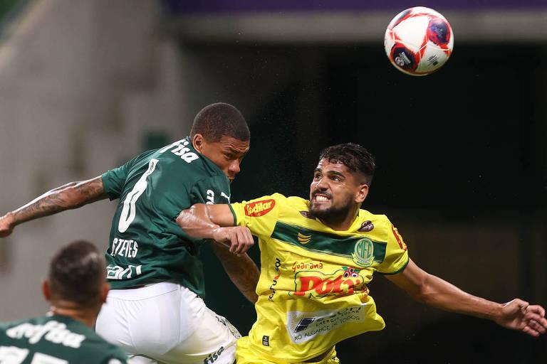 O Mirassol surpreendeu o Palmeiras na noite deste domingo e venceu no Allianz, pelo Paulista