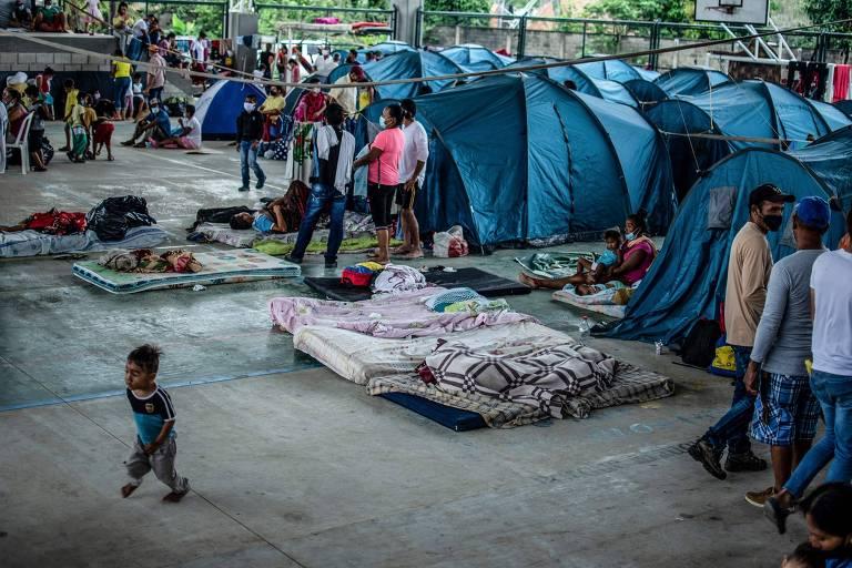Relatório de ONG aponta abusos contra população fronteiriça na Venezuela