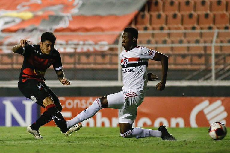 Com reservas, São Paulo derrota Ituano e vai às quartas do Paulista