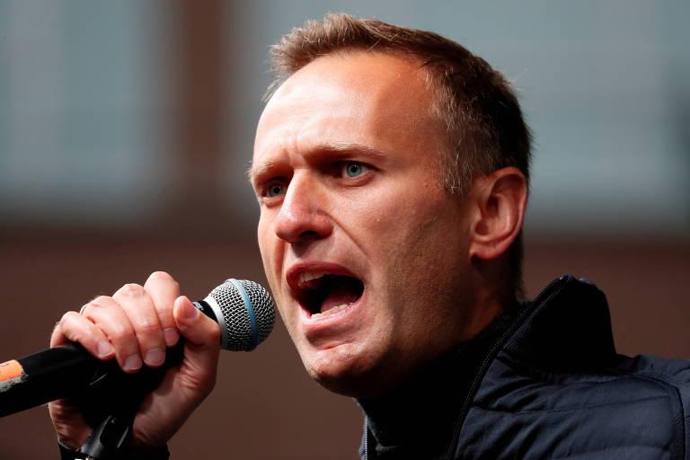 Rússia acusa grupos ligados a Navalni de extremismo e ordena suspensão de atividades