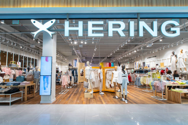 Grupo Soma anunciou acordo para incorporar a Cia Hering, avaliada em cerca de R$ 5,3 bi com a operação