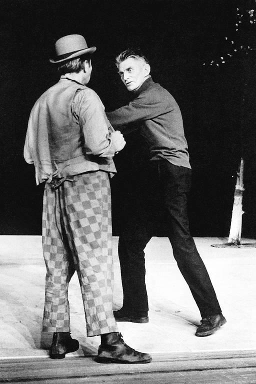 Por que Samuel Beckett sintetiza a pandemia no teatro