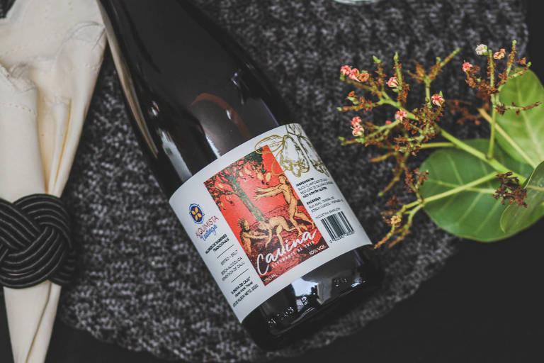 Cauina, bebida fermentada do caju