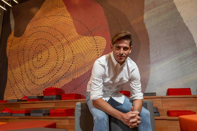 Rodrigo Galvão, presidente da Oracle