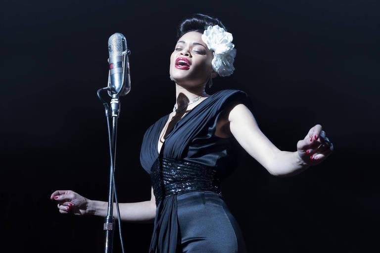'Estados Unidos vs. Billie Holiday', indicado ao Oscar 2021, estreia no streaming