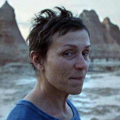 """""""Nomadland"""" é protagonizado por Frances McDormand"""