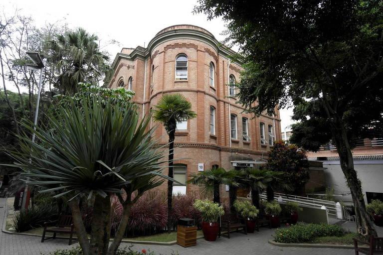 Campus da Universidade Presbiteriana Mackenzie