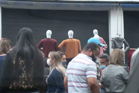 Mais de um terço dos moradores da cidade de SP já teve contato com o coronavírus