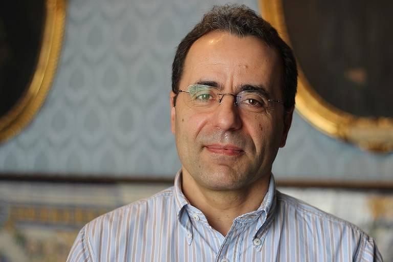 Amílcar Falcão, reitor da Universidade de Coimbra