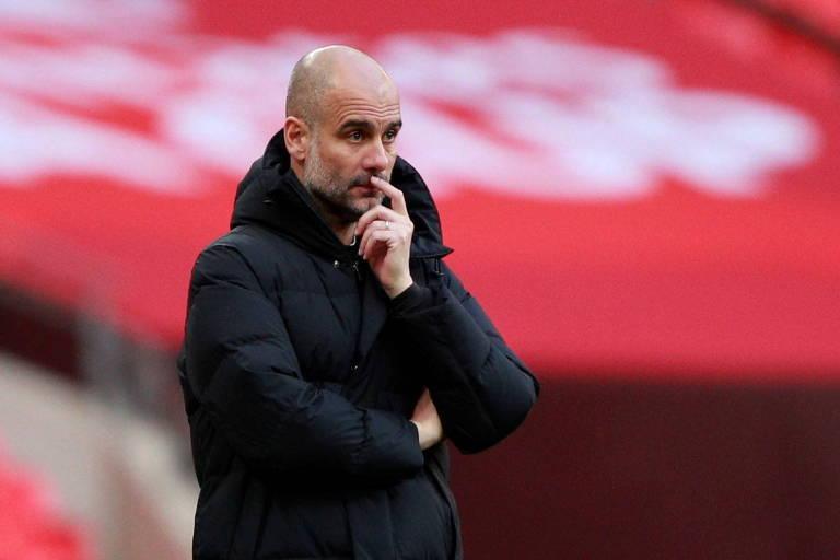 Pep Guardiola tenta levar o City a sua primeira final de Champions League