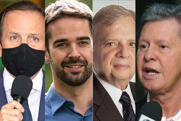 Doria sofre derrota no PSDB, e prévias presidenciais terão menos peso para filiados