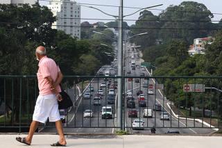 CONGESTIONAMENTO NA CIDADE DE SAO PAULO