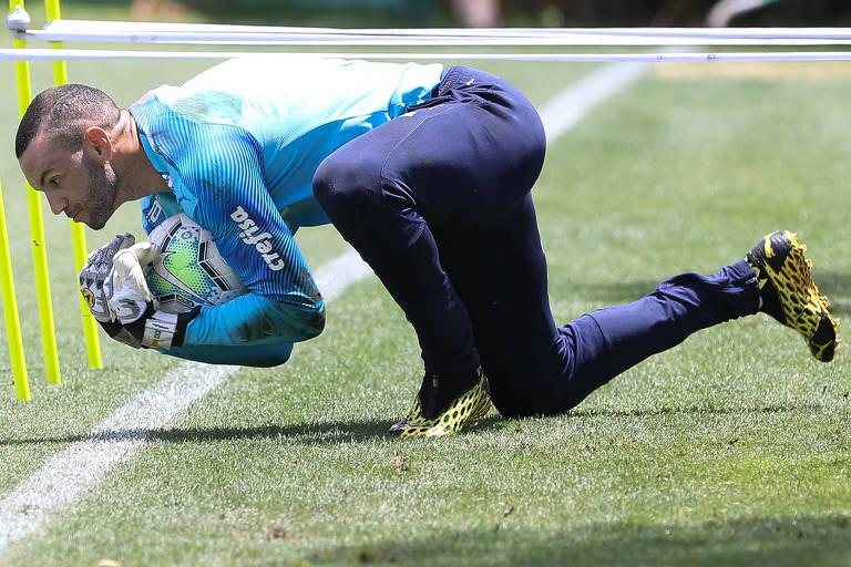 Animado por goleada na Libertadores, Palmeiras busca sobrevida no Paulista
