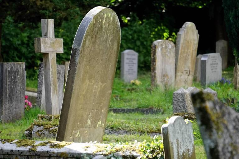 Os mortos pela Covid-19