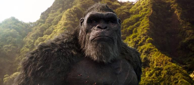 Confira cenas do filme 'Godzilla vs Kong'