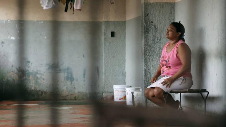 Cena do documentário 'Nazinha - Olhai por Nós'