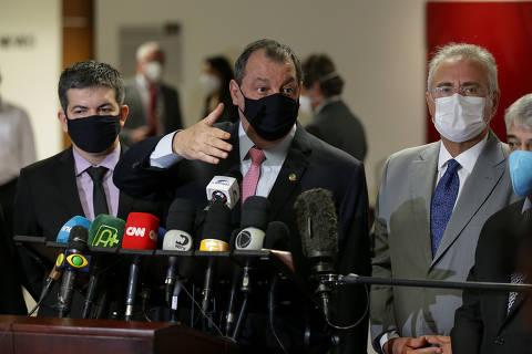 Datafolha: Maioria apoia CPI da Covid, mas avalia que comissão fará apenas uma encenação