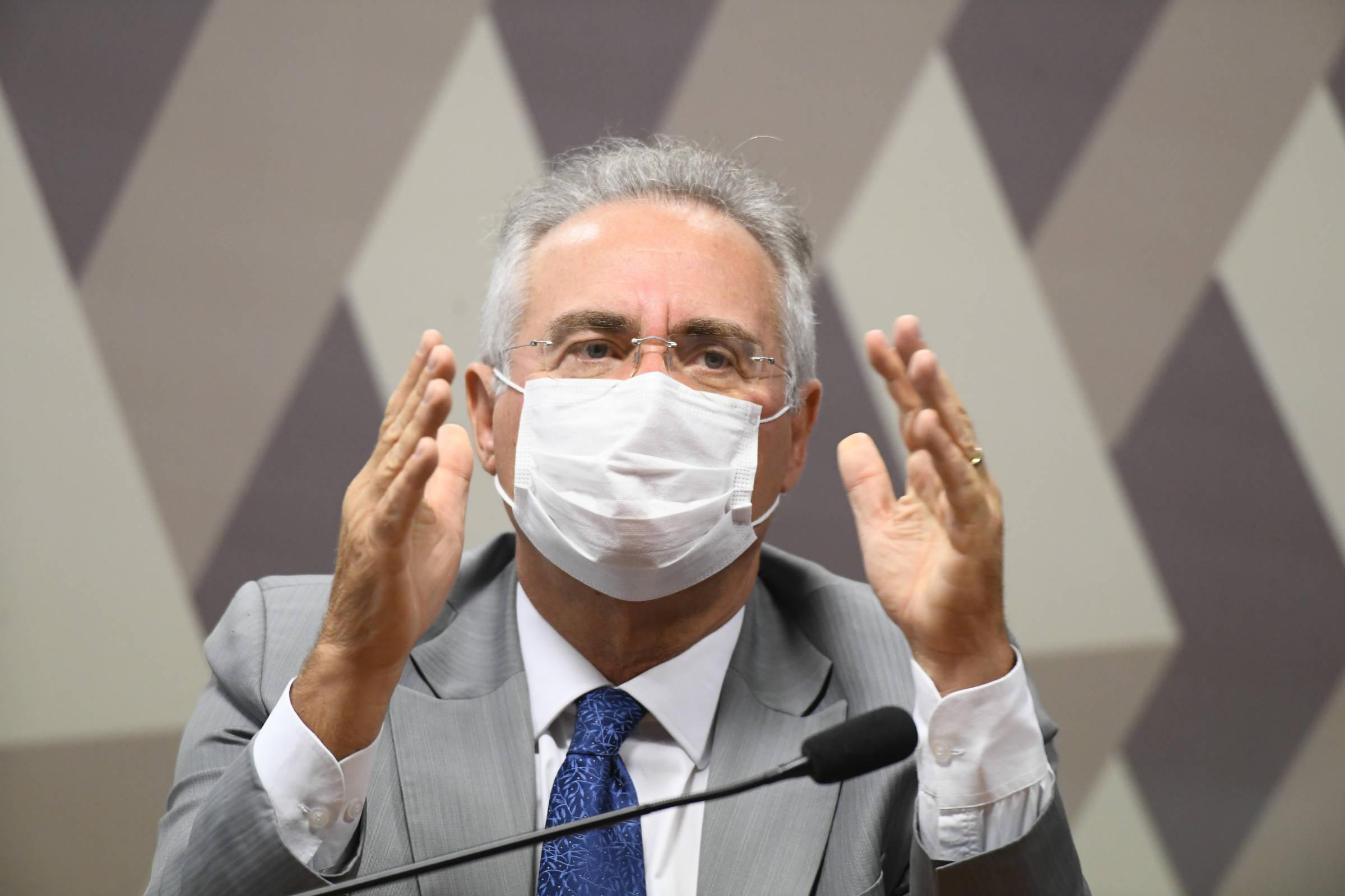 Deputado sugere que Renan Calheiros peça gravação na íntegra da reunião ministerial de abril de 2020