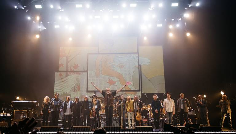 Veja imagens de Mick Fleetwood & Friends Celebrate the Music of Peter Green