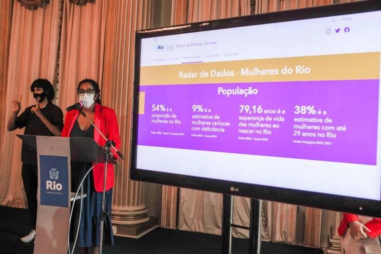 Dados são aliados na formulação de políticas públicas para as mulheres