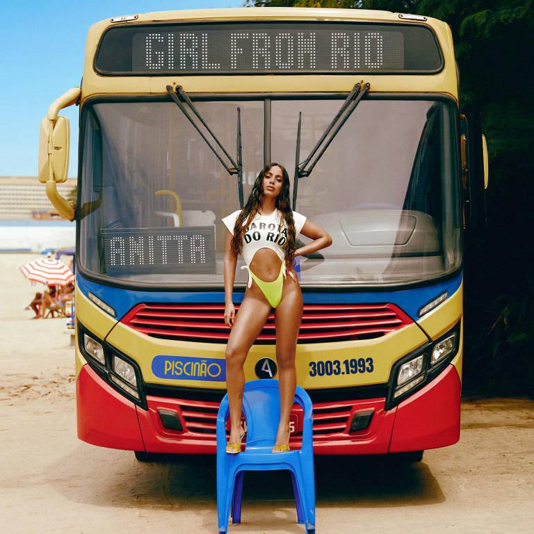 'Girl From Rio': o novo clipe da Anitta