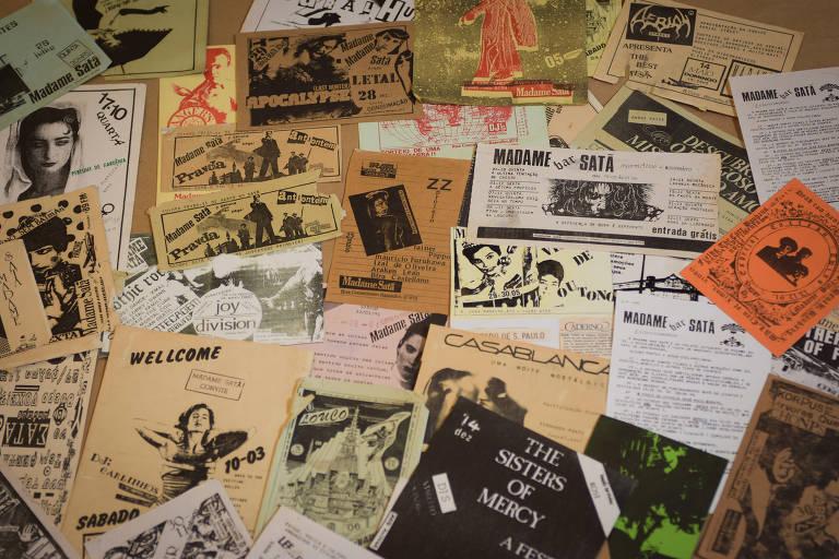 Veja imagens da exposição dos 60 anos de discotecagem em São Paulo