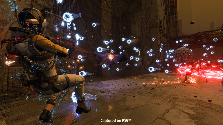 Veja imagens do game 'Returnal'