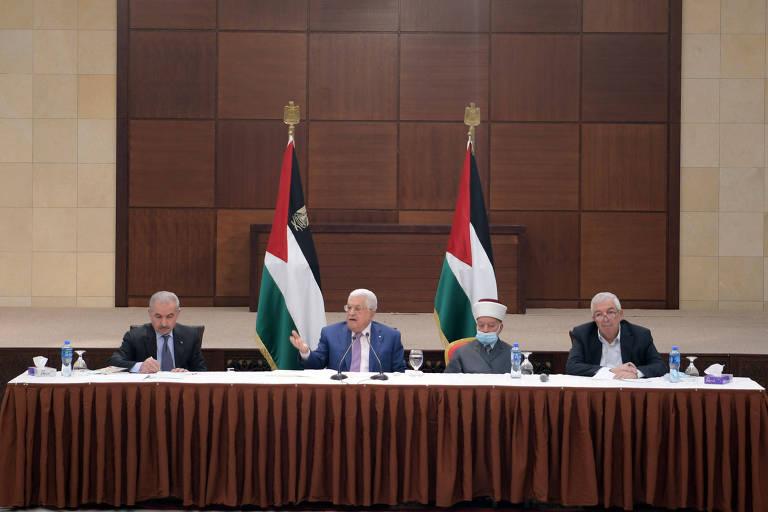 Governo palestino adia eleições legislativas, anunciadas após 15 anos