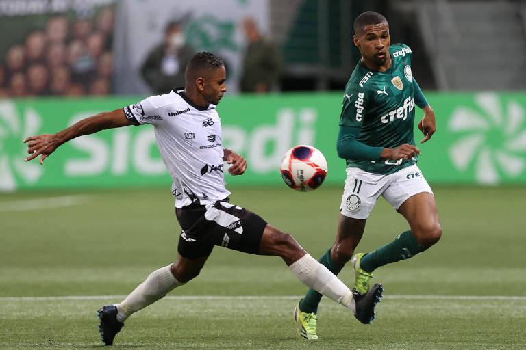 Palmeiras leva gol da Inter de Limeira no final e fica perto da eliminação no Paulista