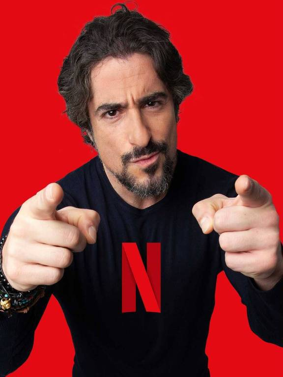 Marcos Mion na Netflix