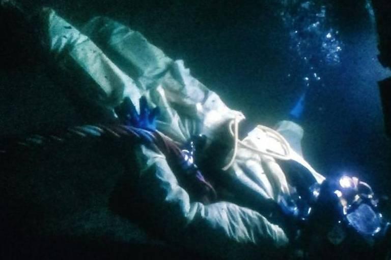 Água gelada e oxigênio adicional no corpo teriam ajudado Chris Lemon a sobreviver por 30 minutos sem ar