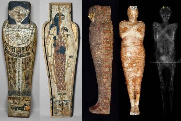 """Arqueólogos poloneses descreveram a descoberta como """"realmente especial"""""""