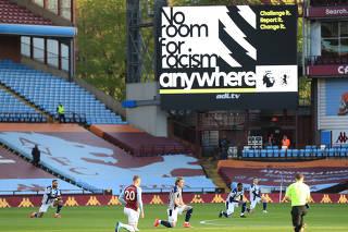 Soccer Football - Premier League - Aston Villa v West Bromwich Albion